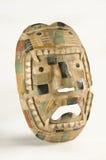 ритуал olmec маски Стоковое Изображение