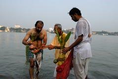Ритуалы Kolabou Стоковое Изображение RF
