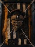 Ритуальная маска Стоковая Фотография
