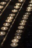 Ритуальные свечи стоковые изображения rf