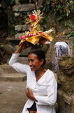 Ритуал Hindus Стоковое фото RF