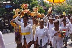 Ритуал Hindus Стоковое Изображение