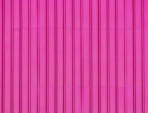 Рифленый лист в нержавеющей стали в пинке с почищенными щеткой текстурами бесплатная иллюстрация