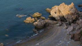 Рифы и волны стоковая фотография