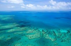 риф барьера большой стоковое фото