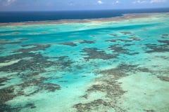 риф барьера большой Стоковые Изображения
