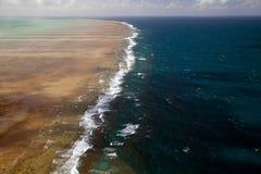 риф барьера большой Стоковое фото RF