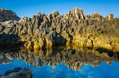 Риф в Хорватии Стоковая Фотография RF