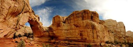 риф национального парка капитолия Стоковое Изображение RF