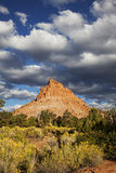 риф национального парка капитолия Стоковая Фотография RF