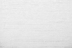 Рифлёная текстура белого цвета с штемпелевать Стоковое фото RF