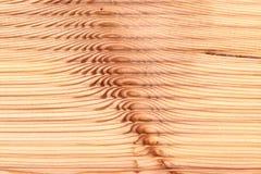 Рифлёный деревянный взгляд макроса текстуры стоковое фото rf