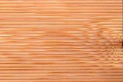 Рифлёный деревянный взгляд макроса текстуры стоковая фотография rf