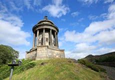 Роберт горит памятник в Эдинбурге Стоковая Фотография RF