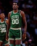 Роберт Parrish, Celtics Бостона Стоковая Фотография