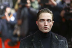 Роберт Pattinson присутствует на ` потерянный город ` z Стоковая Фотография RF
