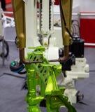 Робототехническая автоматизация заварки пятна стоковые изображения rf