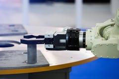Робототехническая рука Стоковые Фото