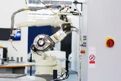 Робототехническая рука Стоковое Изображение