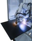 Робототехническая рука стоковая фотография rf