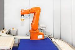 Робототехническая рукоятка Стоковое фото RF