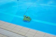 Робототехнический пылесос Стоковые Фото