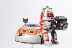 Робототехническое исследование Стоковые Фото