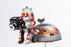 Робототехническое исследование Стоковое фото RF
