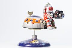 Робототехническое исследование Стоковое Изображение RF