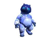 Робот игрушки Стоковая Фотография RF