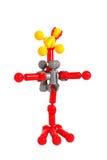 Игрушка tinker робота Стоковые Фото