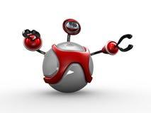 робот камеры Стоковая Фотография RF