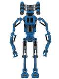 Робот Мультяшки Стоковое Изображение