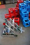 Робот проекта школы Стоковые Изображения
