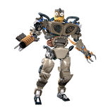 Робот фантазии Стоковое фото RF