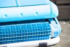 Робот чистки для очищать дно бассейнов Стоковое Фото