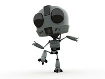 робот Стоковые Фото