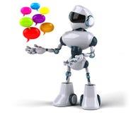 Робот иллюстрация вектора