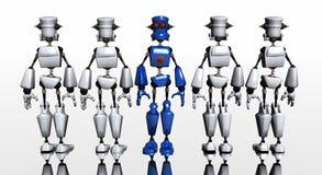 робот Стоковое Фото