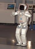 Робот Ashimo, токио, Япония Стоковые Фото