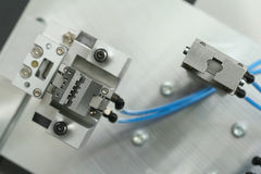 робот gripper Стоковое фото RF