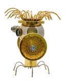 Робот Steampunk Стоковые Изображения