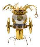 Робот Steampunk Стоковое Изображение RF