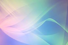 Ровная абстрактная предпосылка Стоковая Фотография RF