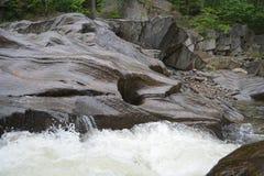 ровная вода стоковое фото