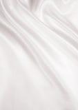 Ровная элегантная золотая текстура шелка или сатинировки как предпосылка В Se Стоковые Фотографии RF