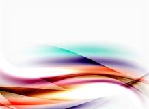 Ровные линии, абстрактная предпосылка иллюстрация штока