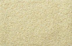 Ровный и даже поверхность песка стоковая фотография rf