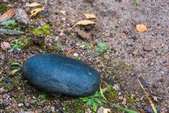 Ровный каменный сляб Стоковая Фотография RF