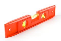 ровный красный инструмент Стоковые Фотографии RF